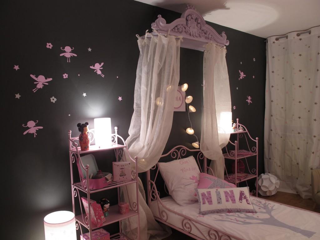 Mes conseils pour créer une chambre ambiance fée pour sa fille
